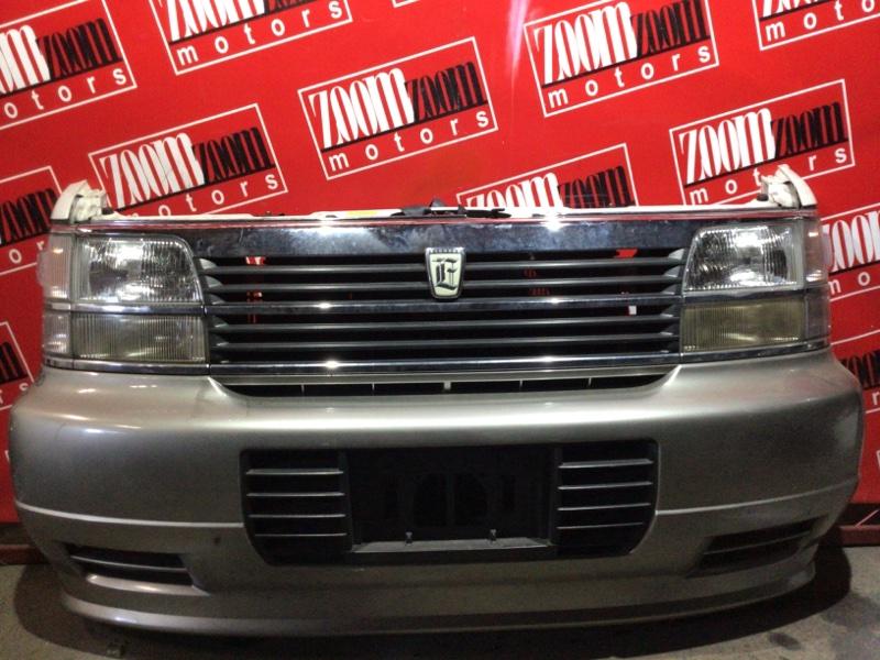 Nose cut Nissan Elgrand ATE50 ZD30DDTI 1997 бело-серый