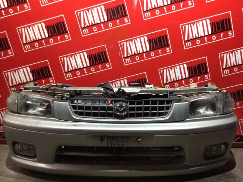 Nose cut Mazda Demio DW3W B3-E 1996 серебро