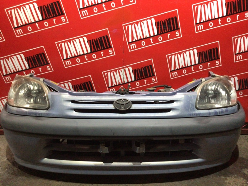 Nose cut Toyota Raum EXZ10 5E-FE 1997 голубой