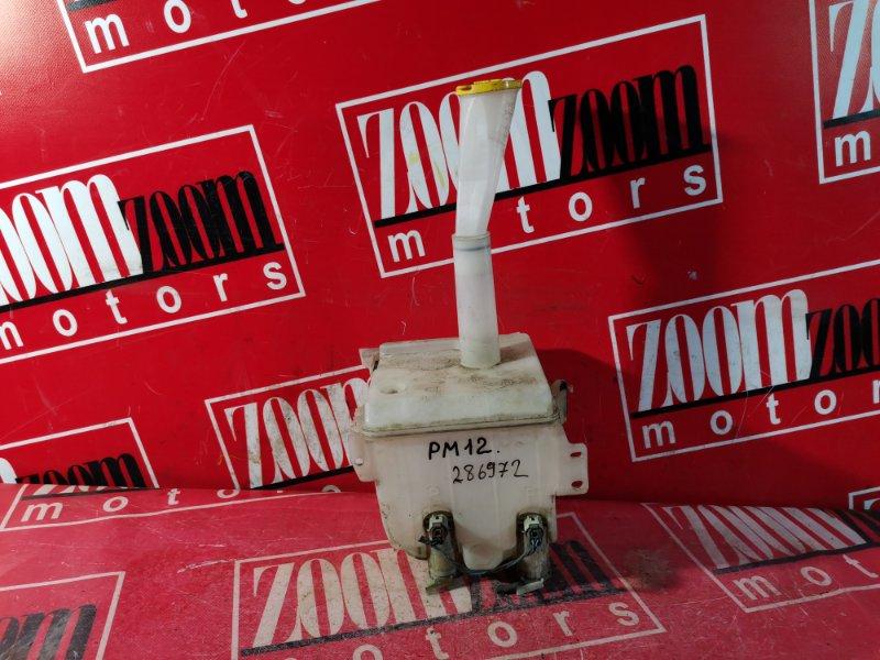 Бачок омывателя Nissan Liberty PM12 SR20DE 1998