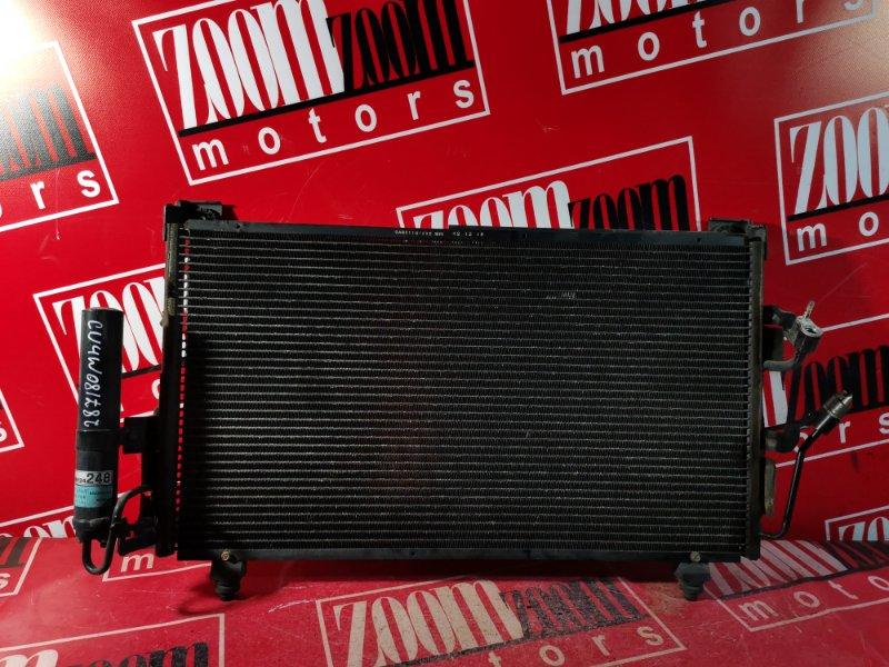 Радиатор кондиционера Mitsubishi Airtrek CU4W 4G63 2001