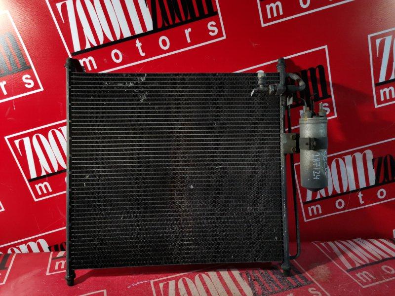 Радиатор кондиционера Mazda Bongo Friendee SGLW WL-T 1995