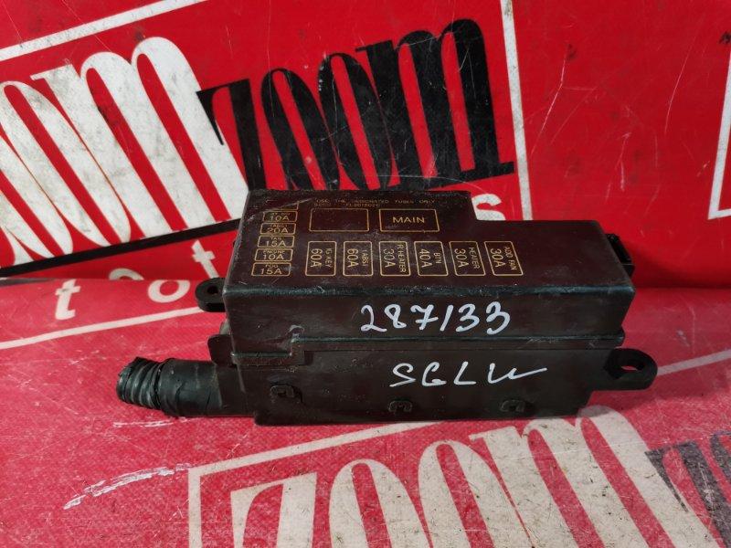 Блок реле и предохранителей Mazda Bongo Friendee SGLW WL-T 1995