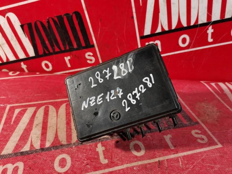 Блок abs (модулятор abs) Toyota Will Vs NZE127 1NZ-FE `2001