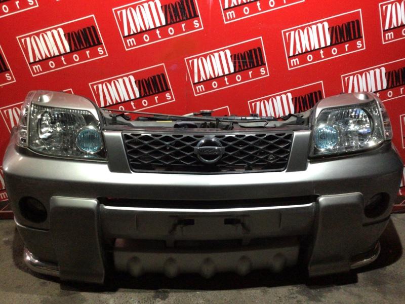 Nose cut Nissan X-Trail NT30 QR20DE `2001 серебро