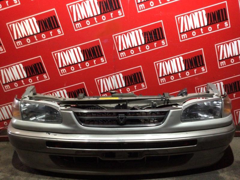 Nose cut Toyota Corolla AE110 5A-FE 1995 серебро