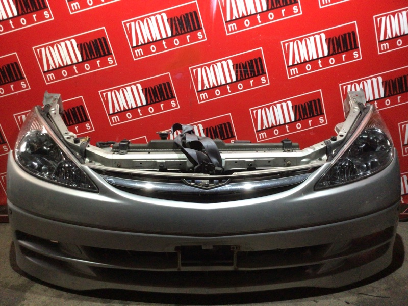 Nose cut Toyota Estima ACR30W 2AZ-FE 2000 серебро