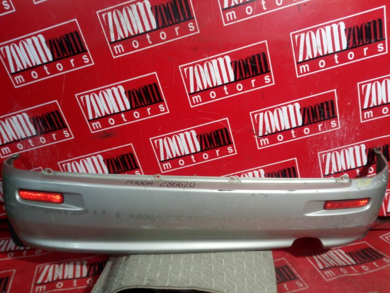 Бампер Toyota Duet M100A EJ-DE 2001 задний золото