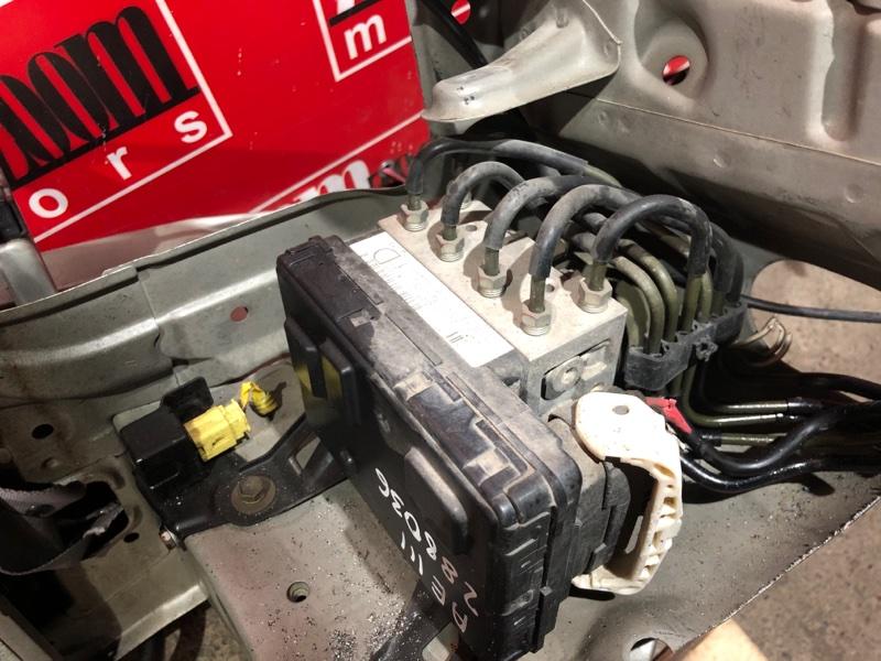 Блок abs (модулятор abs) Toyota Corolla Spacio AE111N 4A-FE 1997 44510-13050