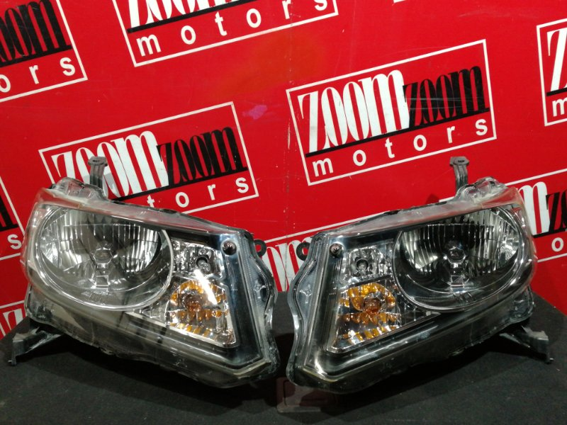 Фара Honda Freed Spike GB3 L15A 2010 передняя 100 22068
