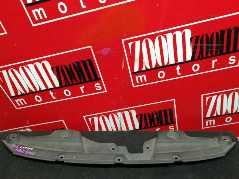 Накладка на решетку радиатора Honda Freed Spike GB3 L15A 2010