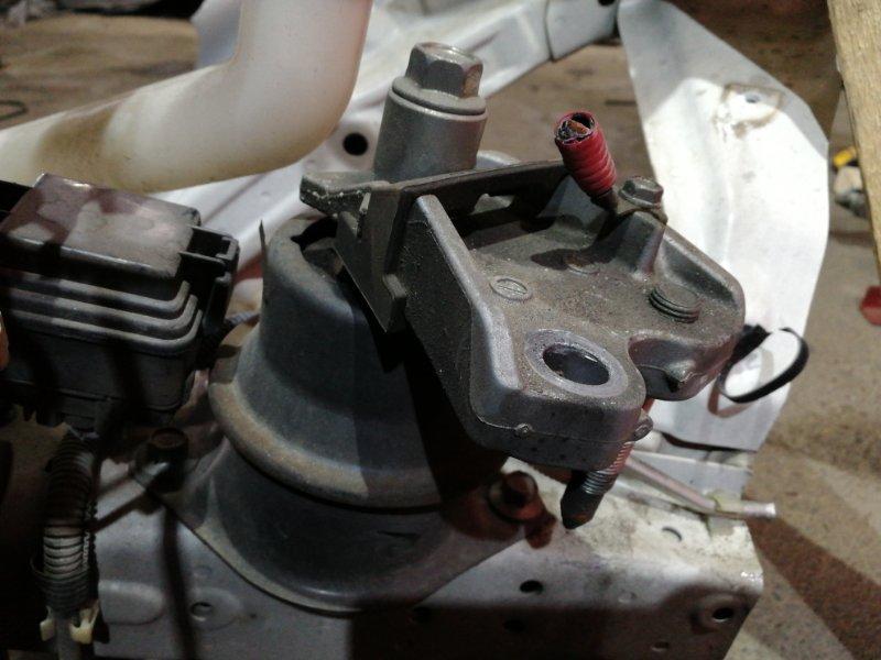Подушка двигателя Honda Freed Spike GB3 L15A 2010 передняя правая