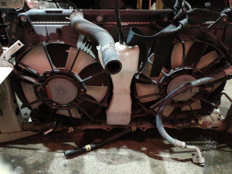 Радиатор двигателя Honda Freed Spike GB3 L15A 2010
