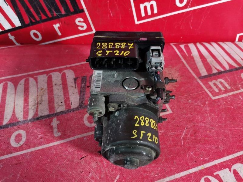 Блок abs (модулятор abs) Toyota Corona Premio ST210 3S-FE 1997