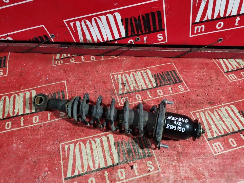 Стойка подвески Toyota Premio NZT240 1NZ-FE 2001 задняя правая
