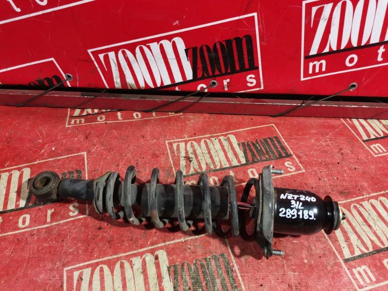 Стойка подвески Toyota Premio NZT240 1NZ-FE 2001 задняя левая