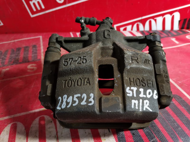 Суппорт Toyota Curren ST206 4S-FE 1993 передний правый 57-25