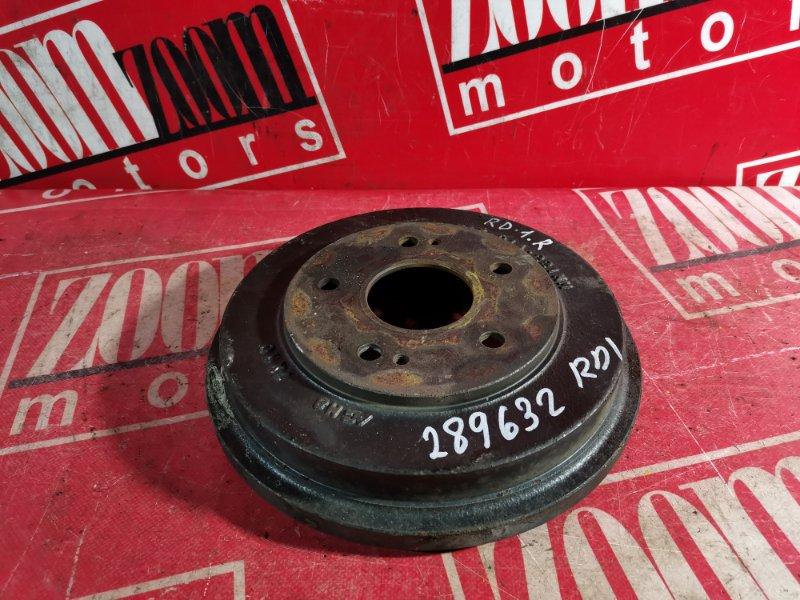 Барабан тормозной Honda Cr-V RD1 B20B 1996 задний