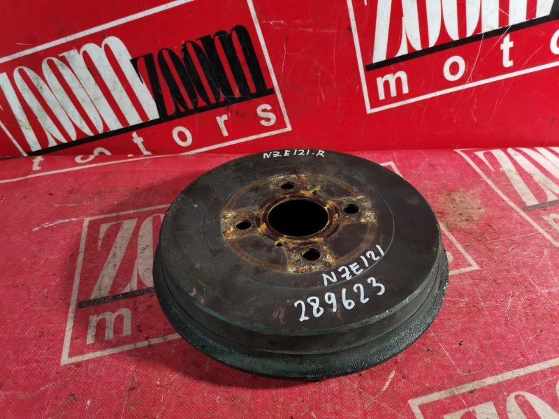 Барабан тормозной Toyota Corolla Spacio NZE121 1NZ-FE `2001 задний