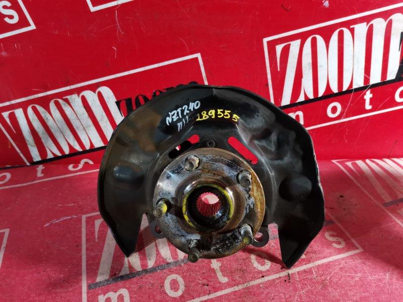 Ступица Toyota Premio NZT240 1NZ-FE 2001 передняя левая