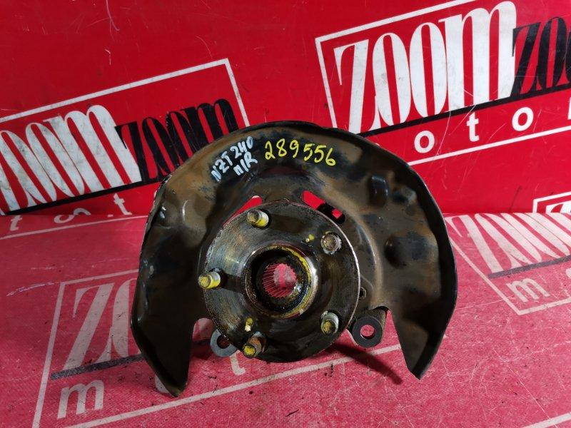 Ступица Toyota Premio NZT240 1NZ-FE 2001 передняя правая