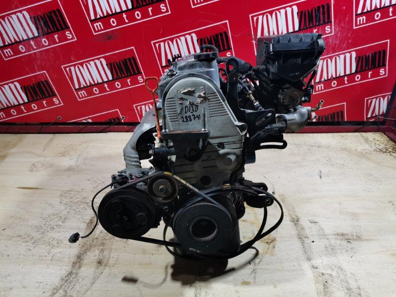 Двигатель Honda Logo GA3 D13B 1996 6244176