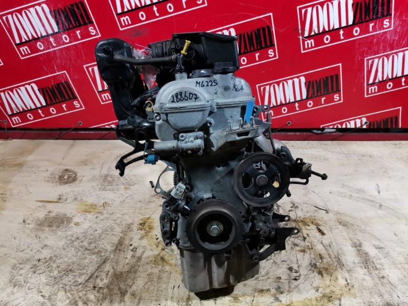 Двигатель Nissan Moco MG21S K6A 2006 4230311