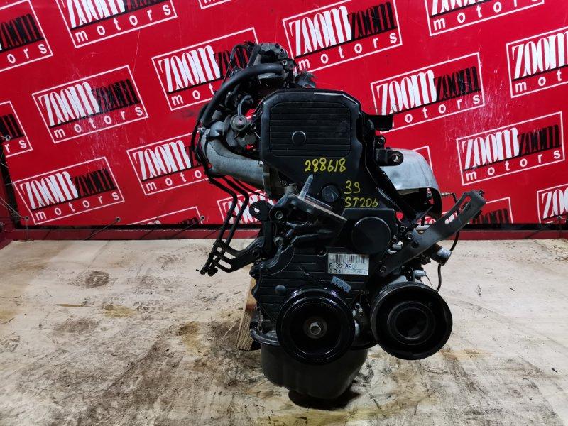Двигатель Toyota Curren ST206 3S-FE 1993 1749526