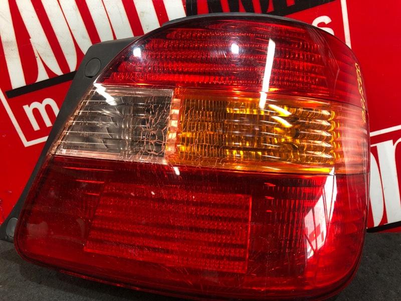 Фонарь (стоп-сигнал) Toyota Aristo JZS160 2JZ-GE 1997 задний правый черный 30-242