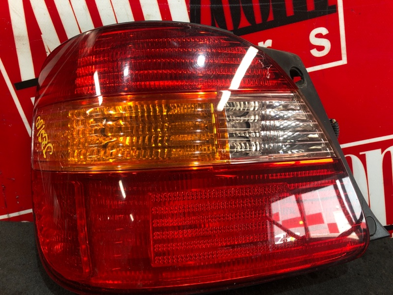 Фонарь (стоп-сигнал) Toyota Aristo JZS160 2JZ-GE 1997 задний левый черный 30-242