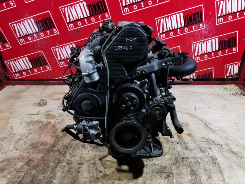 Двигатель Mazda Bongo Friendee SGLW WL-T 1995 388815