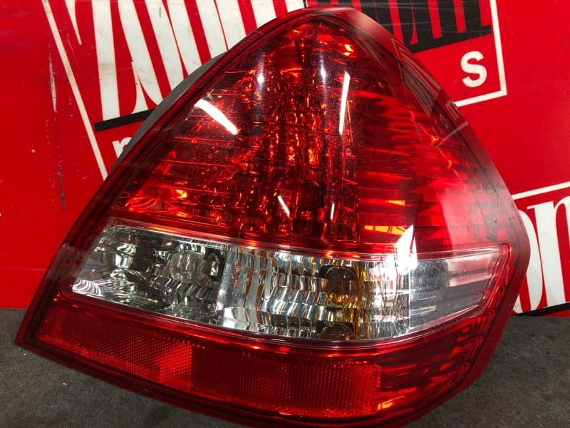 Фонарь (стоп-сигнал) Nissan Tiida Latio SC11 HR15DE 2004 задний правый 4088