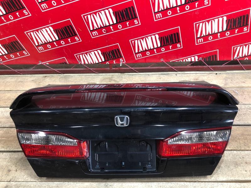 Крышка багажника Honda Torneo CL1 H22A 1997 черный