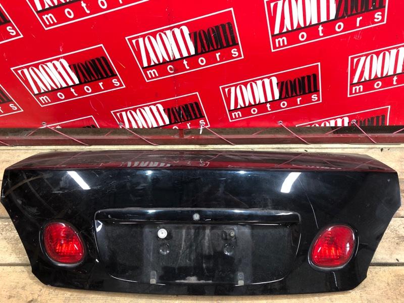 Крышка багажника Toyota Aristo JZS160 2JZ-GE 1997 черный