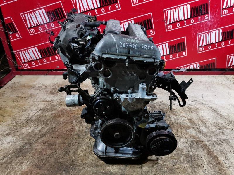 Двигатель Nissan Liberty PM12 SR20DE 1998 233742B