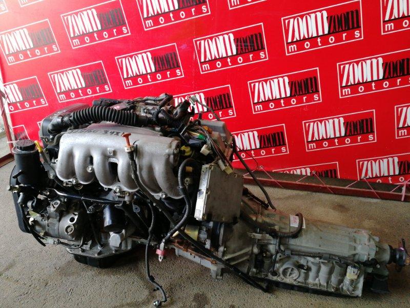 Двигатель Toyota Aristo JZS160 2JZ-GE 1997