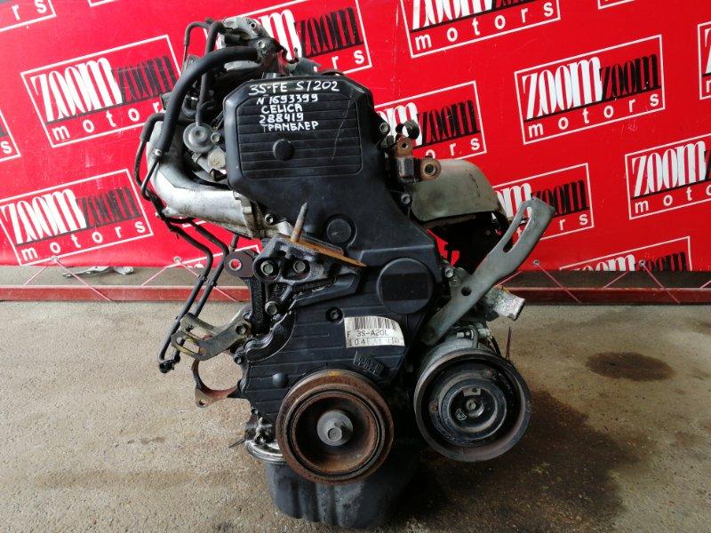 Двигатель Toyota Celica ST202 3S-FE 1993