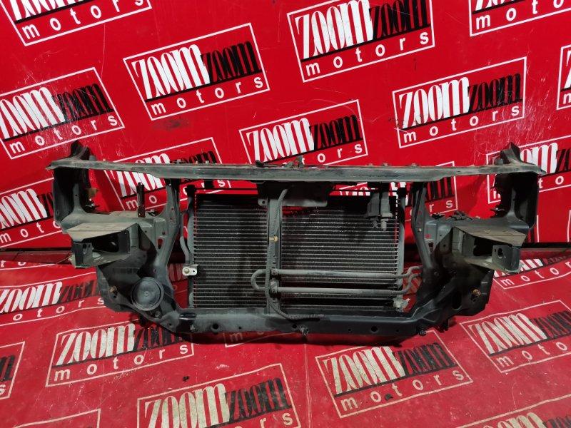 Рамка радиатора Honda Integra DB6 ZC 1993 передняя черный
