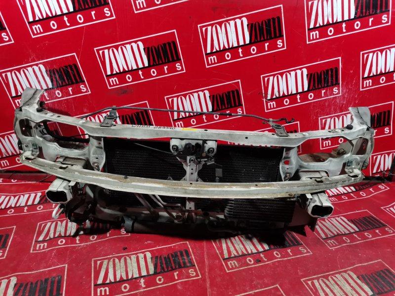 Рамка радиатора Nissan Primera HP11 SR20DE 1997 передняя белый