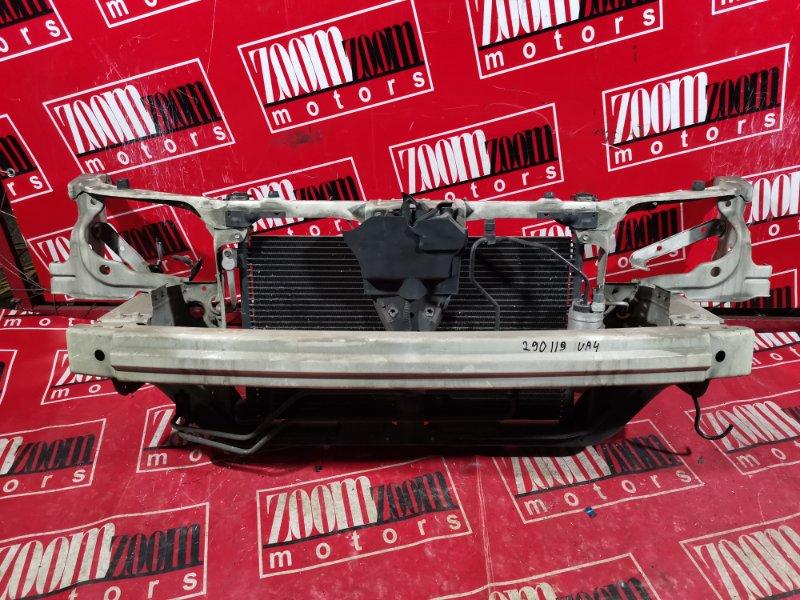 Рамка радиатора Honda Inspire UA4 J25A 2001 передняя белый перламутр