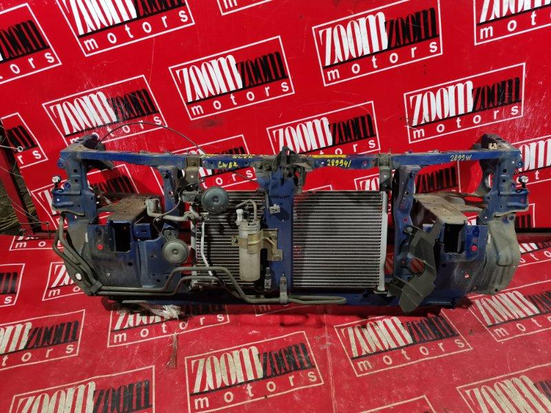 Рамка радиатора Mazda Capella GF8P FP-DE 1999 синий