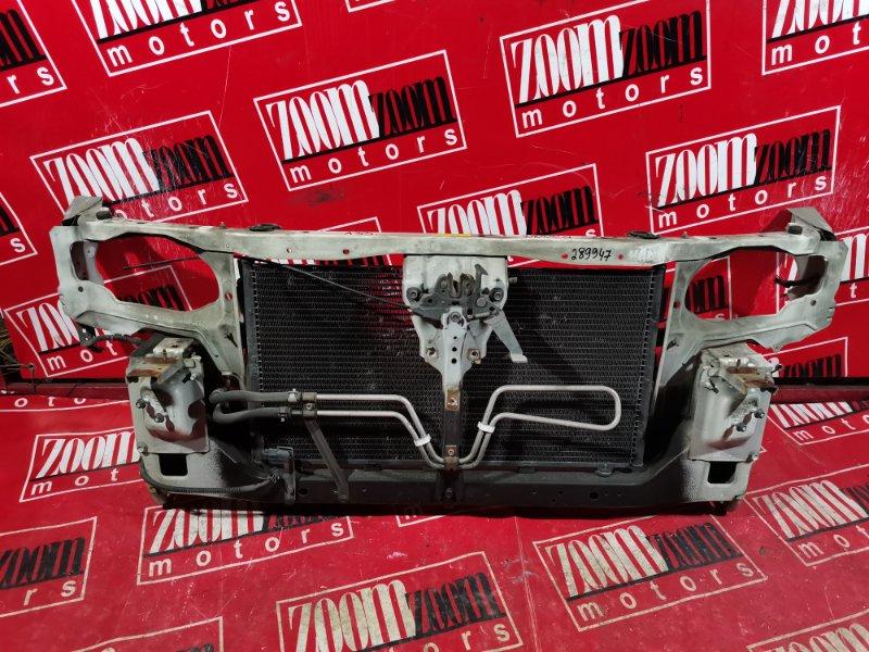 Рамка радиатора Nissan Cefiro A33 VQ20DE 1998 передняя белый