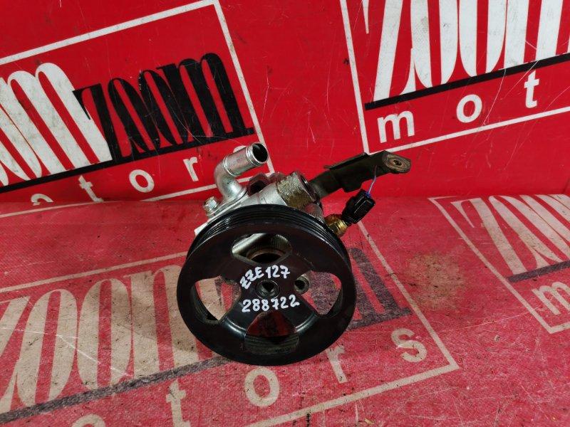 Насос гидроусилителя Toyota Will Vs ZZE127 1ZZ-FE 2001