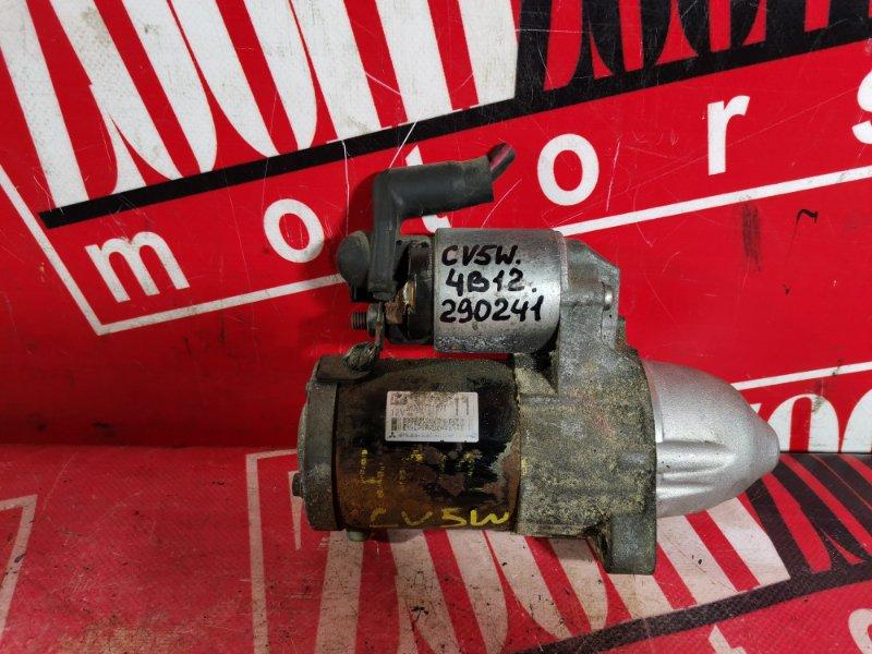 Стартер Mitsubishi Delica CV5W 4B12 2007