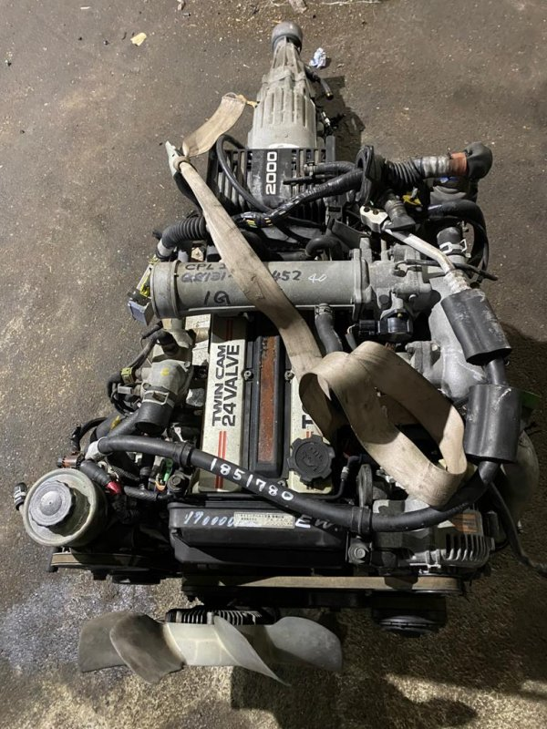 Двигатель Toyota Crown GS131 1G-GZE 1989 1851780