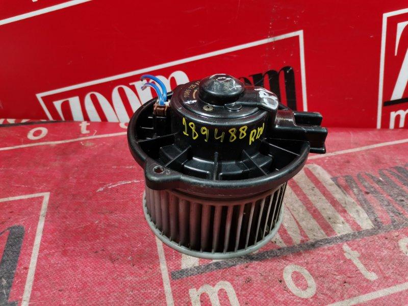 Вентилятор (мотор отопителя) Honda Cr-V RD1 B20B 1996