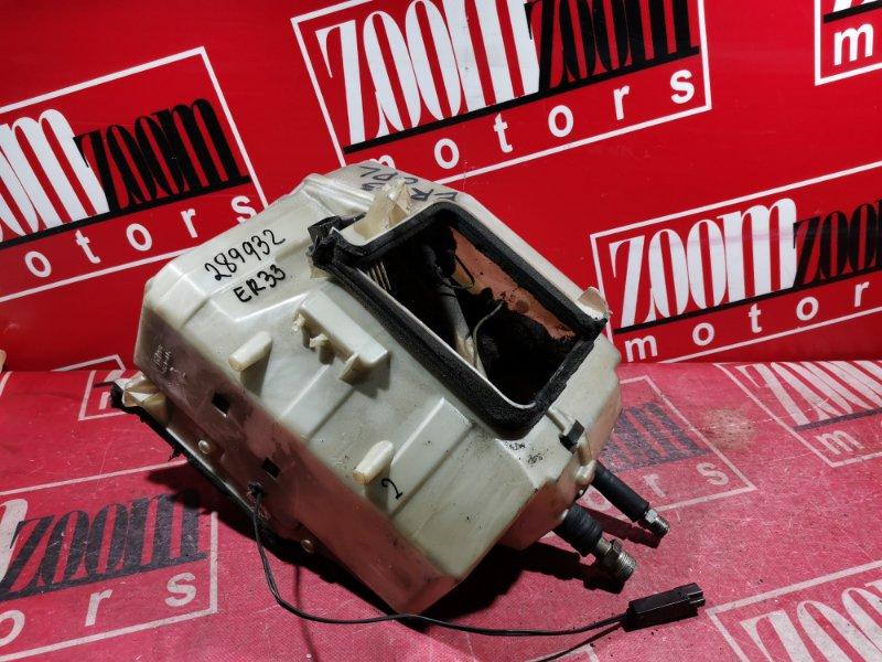 Радиатор кондиционера Nissan Skyline ER33 RB25DE 1993