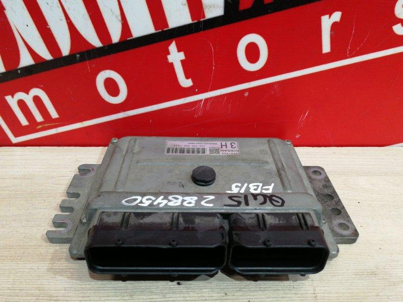 Компьютер (блок управления) Nissan Sunny FB15 QG15DE 2002 A56 V60 A9S7X15