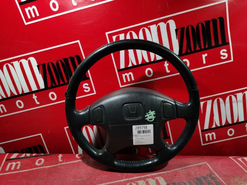 Руль Honda Cr-V RD1 B20B 1995 черный