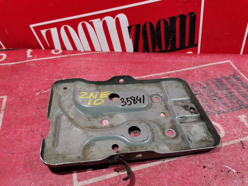 Полка под аккумулятор Toyota Wish ZNE10 1ZZ-FE 2003 серебро